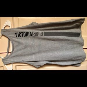 BNWOT Victoria Secret sport sleeveless shirt